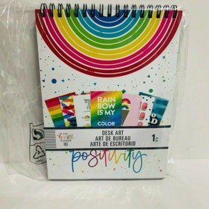 NIP Happy Planner POSITIVITY desk art PIQ-03